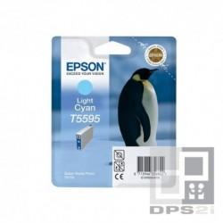Epson T5595 cyan clair