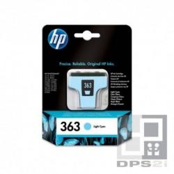 HP 363 cyan clair