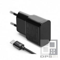 Kit chargeur secteur 2.0A + câble type C