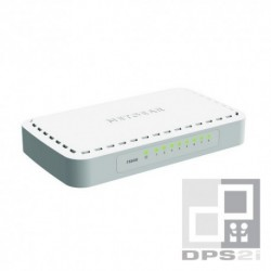 Switch ethernet 8 ports Netgear