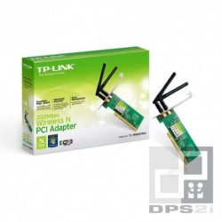 Carte wifi N 300 PCI conventionnel TP-Link