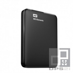 Disque dur externe 2 To portable Western Digital
