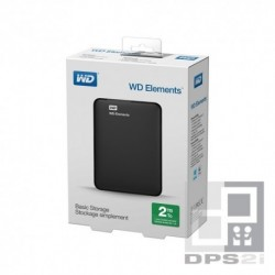 Disque dur externe 2 To Western Digital