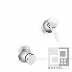 Écouteurs kit mains libres intra auriculaire Xiaomi piston blanc