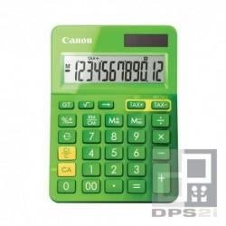 Calculatrice solaire vert Canon