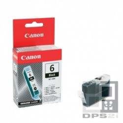 Canon 6 noir