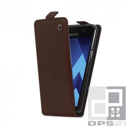 Étui Samsung S8 marron