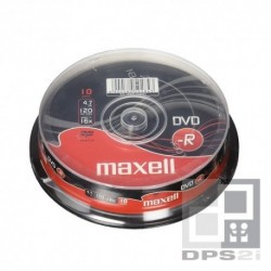 DVD -R spindle x10 Maxell