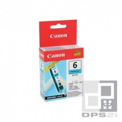 Canon 6 photo cyan