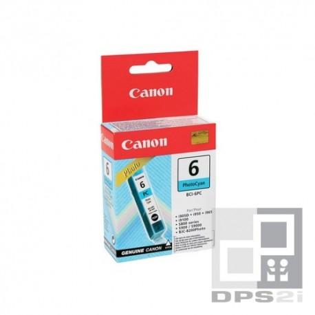 Canon 6 photo cyan