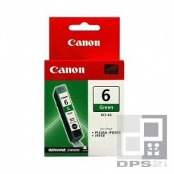 Canon 6 green