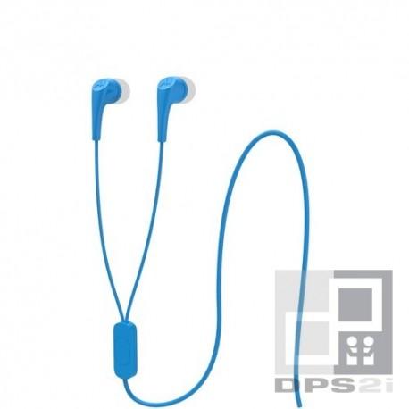 Écouteurs kit mains libres intra auriculaire Motorola bleu earbuds 2