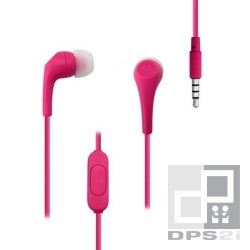 Écouteurs kit mains libres intra auriculaire Motorola rose earbuds 2