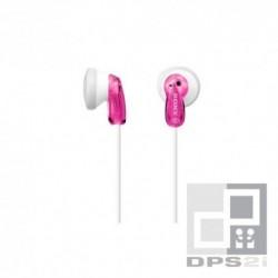 Écouteurs Sony rose