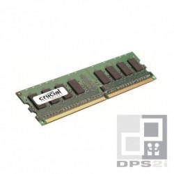 DDR2 800 PC2-6400 2 Go long DIMM Crucial