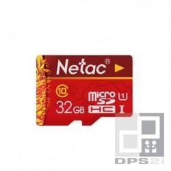 Carte micro SD 32 Go Netac