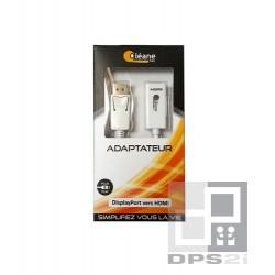 Adaptateur DisplayPort vers HDMI