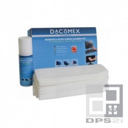 Kit nettoyage écrans et filtres écrans Dacomex