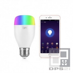 Ampoule E27 LED wifi couleur réglable 7W Utorch