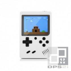 Console de jeux retro fc plus blanc 168 jeux